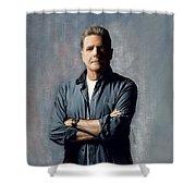 Glenn Frey Shower Curtain