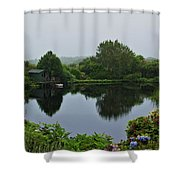 Glenwhan Gardens Shower Curtain