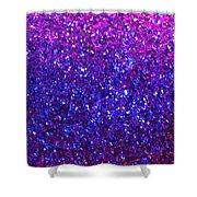 Glitterbug Shower Curtain