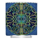 Mandala   56 Shower Curtain