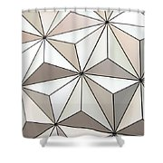 Globe Shower Curtain
