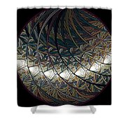 Globulus Shower Curtain