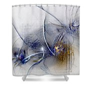 Glorifying The Vision Shower Curtain
