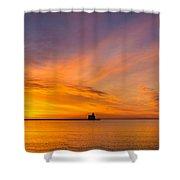 Glorious Expanse  Shower Curtain