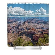 Glorious Grand Canyon Shower Curtain
