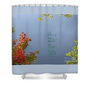 Glory Shower Curtain