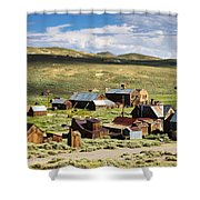 Glory Days II Shower Curtain