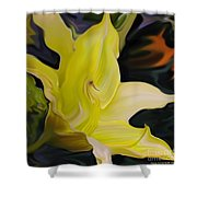 Glory II Shower Curtain