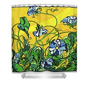 Glory In The Flower Shower Curtain