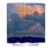 Glory Of Sunset Shower Curtain