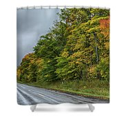 Glory Of The Trees Shower Curtain
