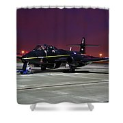 Gloster Meteor T7 Shower Curtain