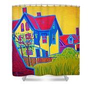 Gloucester Hilltop Shower Curtain