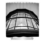 Glow Shower Curtain