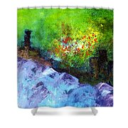 Glp Pg 23 Shower Curtain