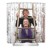 Gls Image 2305 Shower Curtain