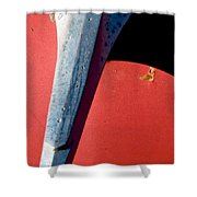 Gm Old Glory Shower Curtain