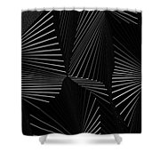Gnimoceb Shower Curtain