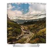 Gnp-scenic View Shower Curtain