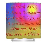 Go Set A Watchman Shower Curtain