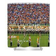 Go Vols Shower Curtain
