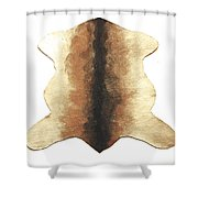 Goat Skin #2 Shower Curtain