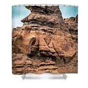 Goblin Valley 8 Shower Curtain