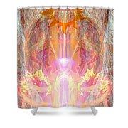 Goddess Shakuru Shower Curtain