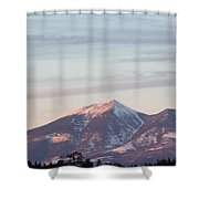 God's Creation Shower Curtain