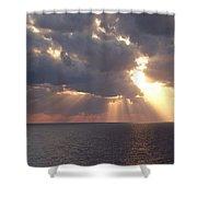 God's Creation Shower Curtain