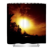 God's Creations.. Shower Curtain