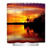 God's Work Shower Curtain