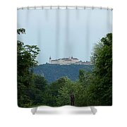 Goettweig Abbey Shower Curtain