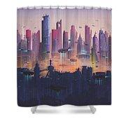 GOG Shower Curtain