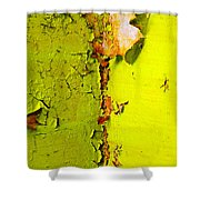 Going Green Shower Curtain