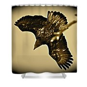 Going Hunting Shower Curtain