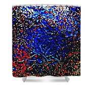 Gold And Glitter 17 Shower Curtain