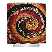Gold And Glitter 56 Shower Curtain