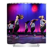 Gold Digger 4 Shower Curtain