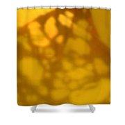 Gold Leaf 5 Shower Curtain