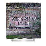 Gold Medal Flour Shower Curtain
