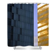 Gold Standard Df Shower Curtain