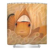 Gold Touch Shower Curtain