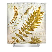 Golda I Shower Curtain