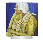 Golden Age 1 Shower Curtain