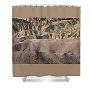 Golden Canyon - Death Valley National Park Shower Curtain