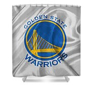Golden State Warriors Shower Curtain