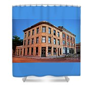 Goldfield Consolidated Mines Building Shower Curtain