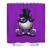 Golf Classic Shower Curtain