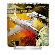 Golf In Club Fontana Austria 04 Shower Curtain